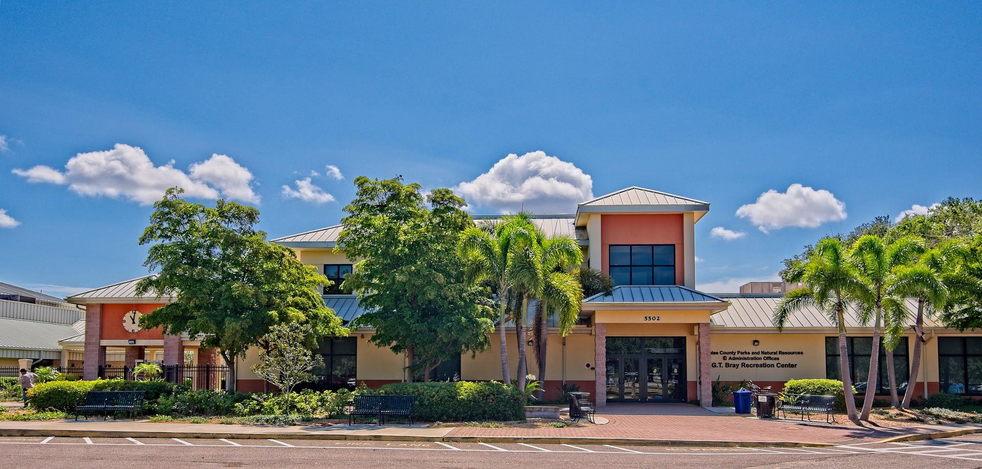 GT Bray Rec Center5502 33rd Ave Dr W, Bradenton, FL 34209