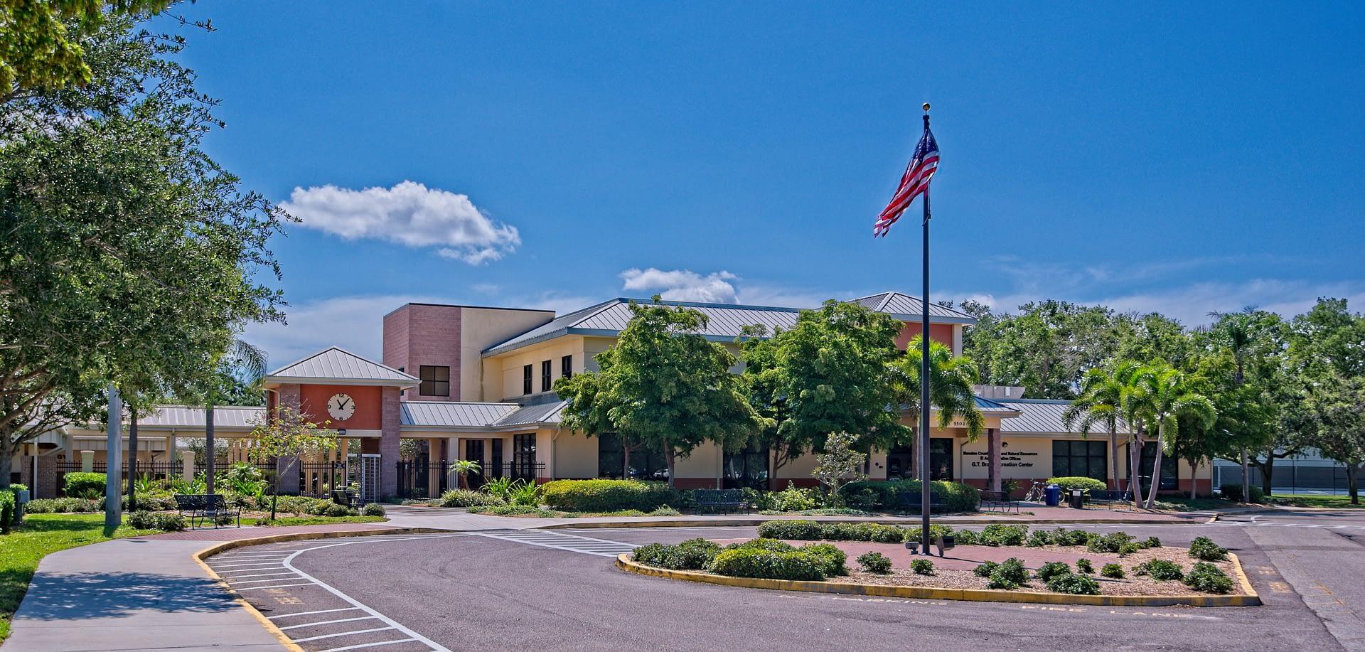 GT Bray Rec Center 5502 33rd Ave Dr W, Bradenton, FL 34209
