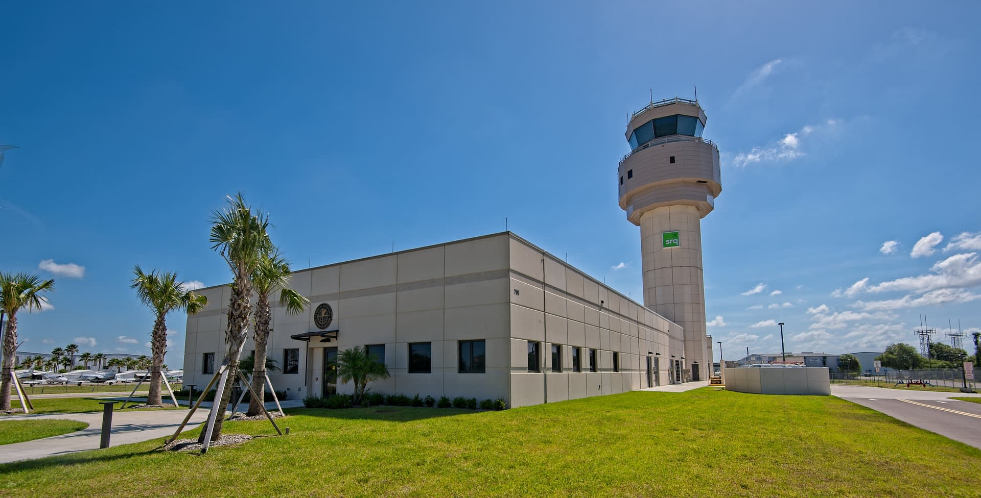 Halfacre Construction – SRQ Airport Tower