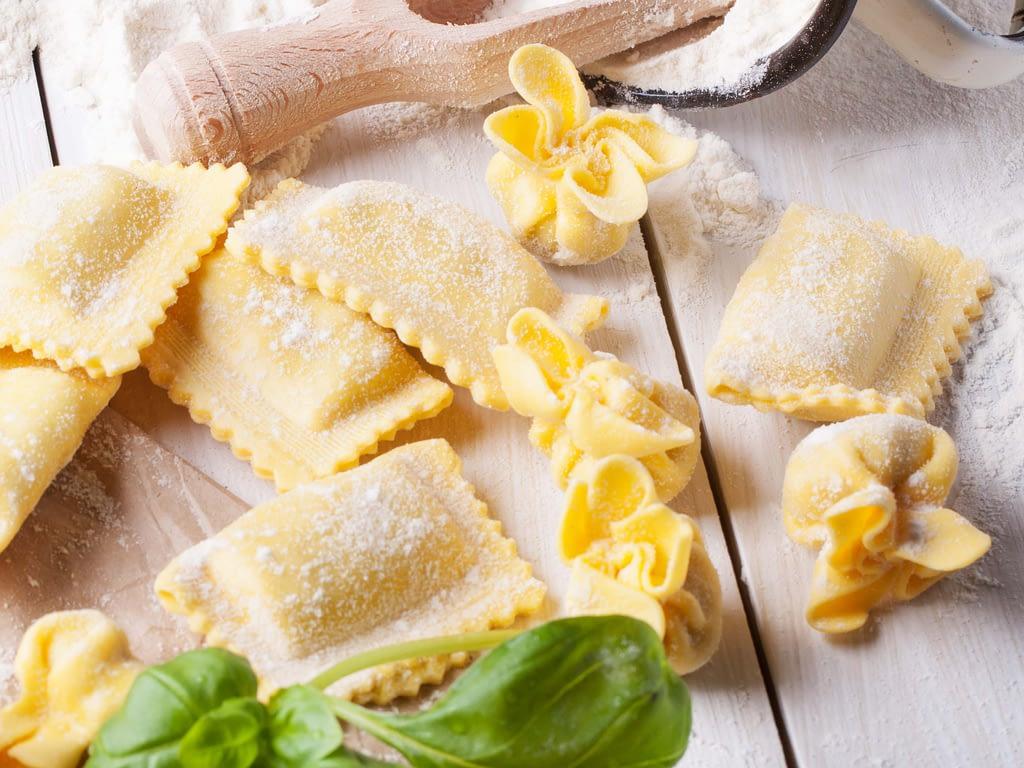 Fresh, house made pasta