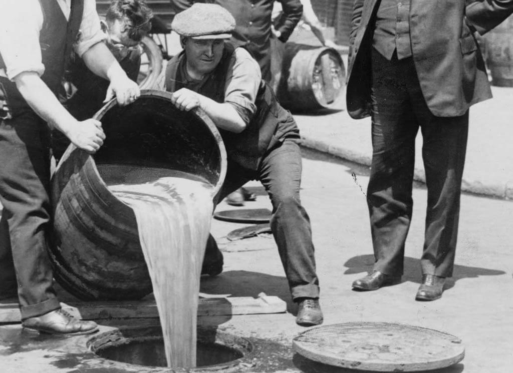 Barrel busting