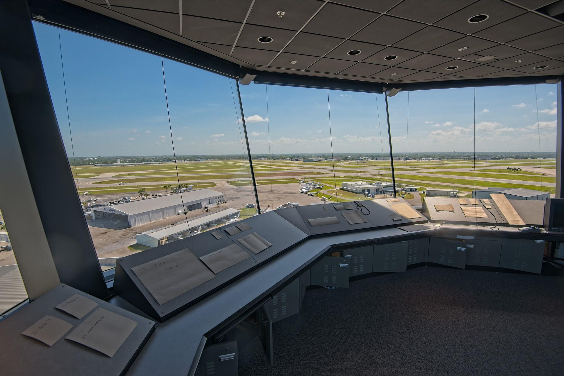 Halfacre Construction – SRQ Airport Tower